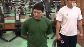 getlinkyoutube.com-대한민국 유도 국가대표 선수들의 극한 트레이닝! Training of Korean national judo team