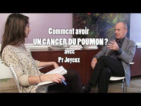 Comment avoir un CANCER DU POUMON ?