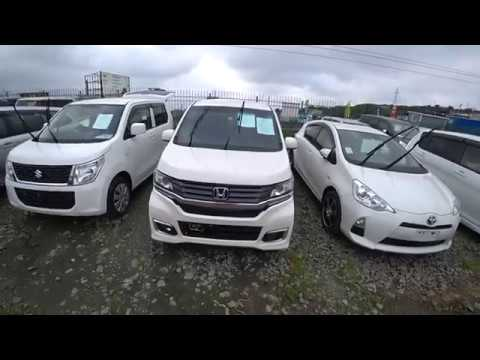 Подорожание японских автомобилей Цены авторынок зеленый угол Сентябрь