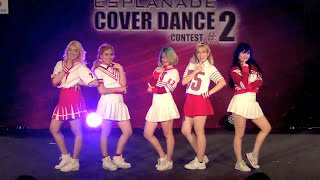 getlinkyoutube.com-150404 Redness Me cover Red Velvet - Happiness + Ice Cream Cake @Esplanade Cover Dance #2 (Audition)