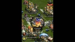 getlinkyoutube.com-Clash of kings 519 china player Devil zero zero zero😂😂😂
