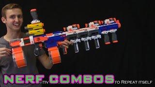 NERF COMBOS | STRYFE