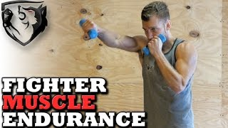 getlinkyoutube.com-5 Muscle Endurance Exercises for Fighters