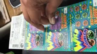getlinkyoutube.com-New Florida Lottery Ticket: Wild Doubler