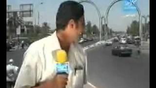 getlinkyoutube.com-سعد عبد الحكيم زعلان (اخطاء ومواقف في قناة نهرين) 2006