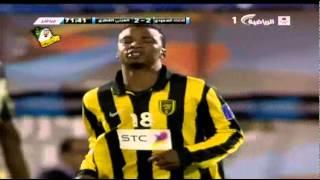 getlinkyoutube.com-دخول محمد نور في مباراة الاتحاد والعربي