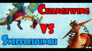 getlinkyoutube.com-Snifflehunch Bros vs Changewing Trio