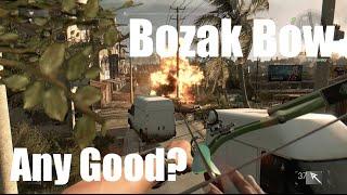 getlinkyoutube.com-Is the Bozak Bow any good? Nope! - Dying Light's Bozak Horde DLC