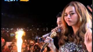"""getlinkyoutube.com-Armada feat. Aura Kasih """"Pergi Pagi Pulang Pagi"""" - Mega Konser Cerita Cinta"""