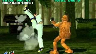 Tekken 3 Super Moves