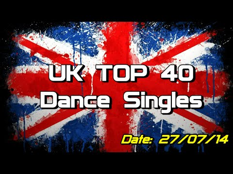 UK Top 40 - Dance Singles (27/07/2014)