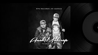 ANAK MAHIRAP By: Thike and Hazky Of RP.Niggaz - RPN Records 2013