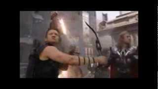 getlinkyoutube.com-The Avengers Vs. Justice League (Official Teaser) Trailer