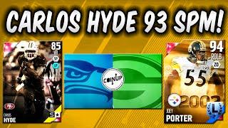 getlinkyoutube.com-MUT 16 Carlos Hyde Schefter Star! Packers or Seahawks? Legend Joey Porter in Madden 16 Ultimate Team