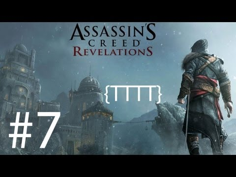 Assassins Creed Revelations - Walkthrough Gameplay - Part 7 [HD] (X360/PS3)