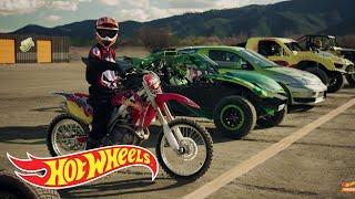World's Best Driver Movie | World's Best Driver | Hot Wheels width=