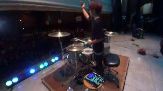 高校生ドラマー RIKU DrumSolo(文化祭)