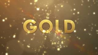 getlinkyoutube.com-Golden particles