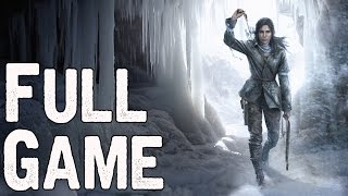 getlinkyoutube.com-Rise of the Tomb Raider Full Game Walkthrough No Commentary