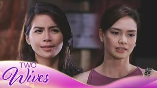 Two Wives: Yvonne to Janine: 'Magaling ka palang artista'