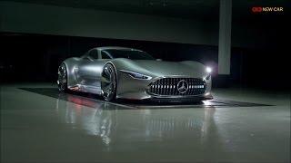 getlinkyoutube.com-2015 Mercedes Benz AMG Vision Gran Turismo - Concept Car