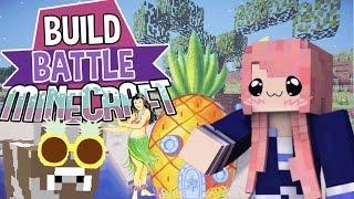 getlinkyoutube.com-Tropical! | Build Battle | Minecraft Building Minigame