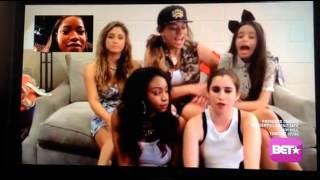 getlinkyoutube.com-Lauren e Camila-BET's '