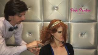 getlinkyoutube.com-Pink Pewter & Georgy Kot - Updo