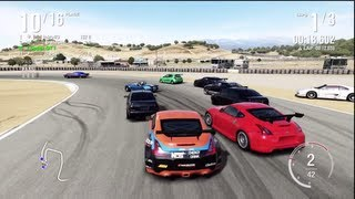 getlinkyoutube.com-Forza 4 | Dirtiest Race Ever?