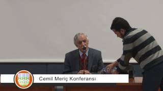 Cemil Meriç Konferansı