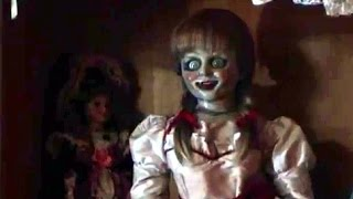 getlinkyoutube.com-Annabelle Trailer #2 (2014) The Conjuring Horror MovieHD