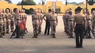 getlinkyoutube.com-Final drill mcrd San Diego
