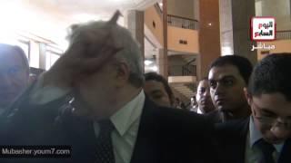 getlinkyoutube.com-مرتضى منصور يهاجم محامى اتهم القضاء بالفساد