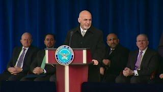 غنی از سربازان و مالیاتدهندگان آمریکایی برای کمک به افغانستان تشکر کرد