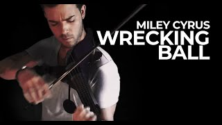getlinkyoutube.com-Miley Cyrus - Wrecking Ball (Violin Cover by Robert Mendoza)