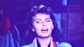 getlinkyoutube.com-Boy on a Dolphin (島の女)-Julie London & Sophia Loren