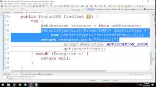 getlinkyoutube.com-Building Shopping Cart with Java Restful Web Services and Hibernate - Part 2 - JSP & Servlet Client