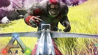 getlinkyoutube.com-EL GRAN BIGFOOT!! MONO GIGANTE! - ARK: Survival Evolved #22