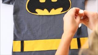 getlinkyoutube.com-FANTASIA BATMAN - COMO FAZER