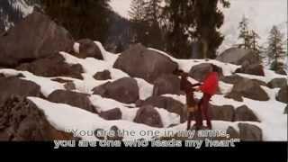 Mere Khwabon Mein Tu (Eng Sub) [Full Video Song] (HD) With Lyrics - Gupt