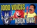 1000 Voices of Xbox Live - Black Ops 2