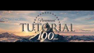 getlinkyoutube.com-Eigenes Paramount Intro erstellen (Tutorial)  + Free Template
