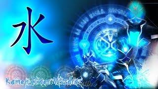 getlinkyoutube.com-Gameflash Kamen rider Wizard Wizard Driver v.3.1