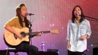 getlinkyoutube.com-Jayesslee - Payphone (Live in Manila)