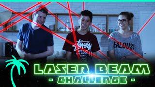 getlinkyoutube.com-Laser Beam Challenge ! ft. Un Panda Moqueur