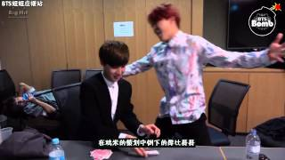 getlinkyoutube.com-[BANGTAN BOMB] Becoming younger brother 中字(BTS姐姐应援站)