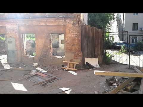 Казань, вид из окна на Лобачевского 3