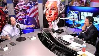 Gene is interviewed by Brian Kilmeade on Fox 09/29/17