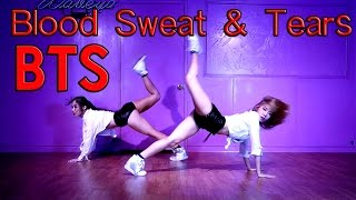 getlinkyoutube.com-방탄소년단(BTS) 피 땀 눈물 Blood Sweat & Tears WAVEYA cover dance