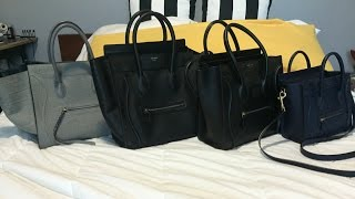 Celine Handbags Reference Guide